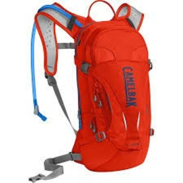LUXE CAMELBAK - CHERRY TOMATO / PITCH BLUE