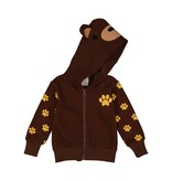 WOODLAND BEAR 3D HOODIE - SIZE 2T ONLY