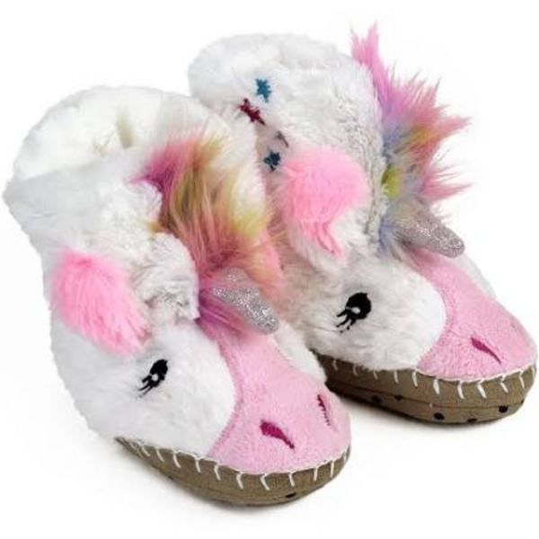 UNICORN KIDS SLIPPERS