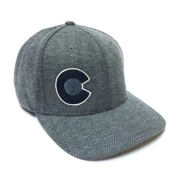 ADULT HERRINGBONE SPECIAL C FLEXFIT HAT