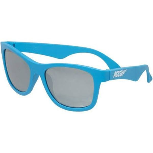 ACES NAVIGATOR SUNGLASSES - BLUE CRUSH/MIRRORED 6+ YEARS