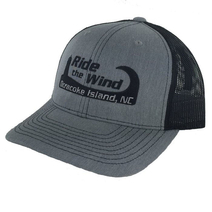 RTW LH WAVE EMBROIDERED CAP