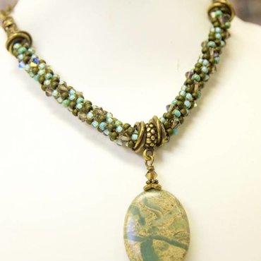 11/27 6-9pm Kumi Pendant Necklace