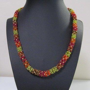 12/18 6-9pm Seasonal Splendor Necklace