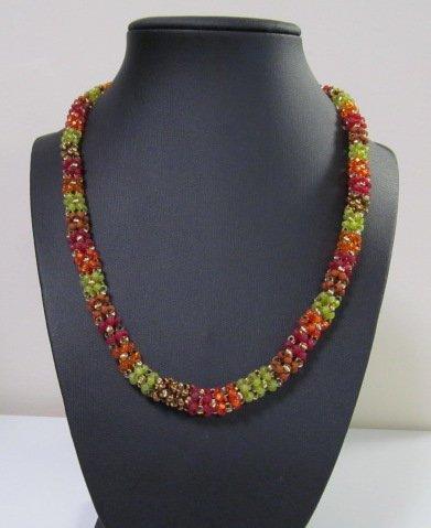 12/12 6-9pm Seasonal Spendor Necklace