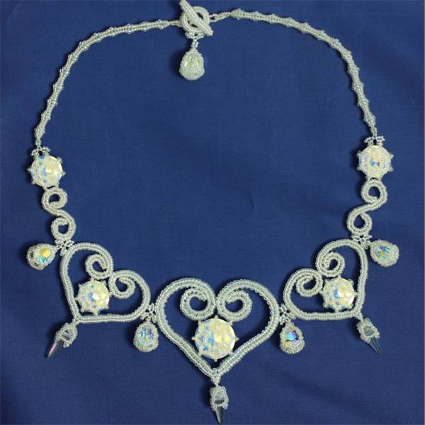 1/19 10a-4p St Olave Necklace Webinar with Melanie de Miguel