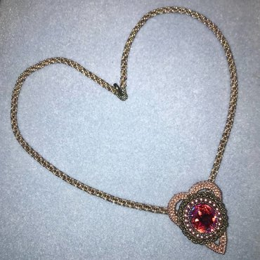 2/16 10a-4p Total Eclipse Of The Heart Necklace Webinar with Diane Whiting