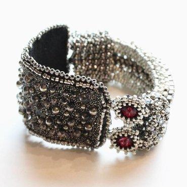 3/31 12-6pm Double Vision Bracelet Webinar with Amy Katz