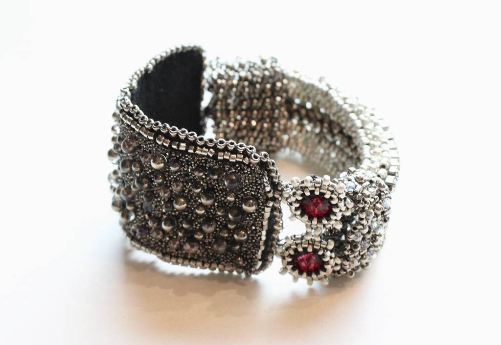 3/31 12-6pm Double Vision Bracelet Webinar with Amy Katz