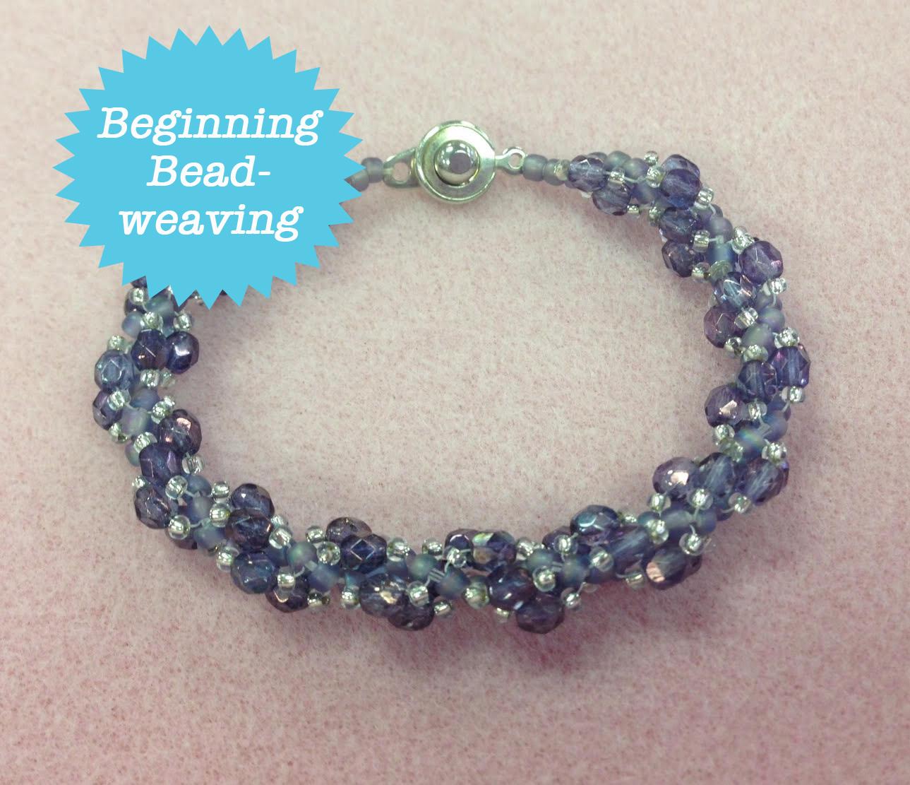 4/24 6-9pm Spiraling Firepolished Bracelet