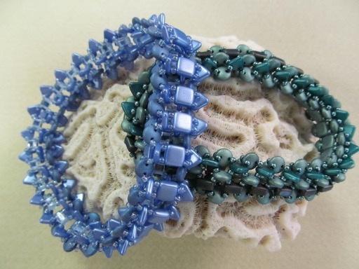 4/22 6-9pm Triangle Bangle Bracelet