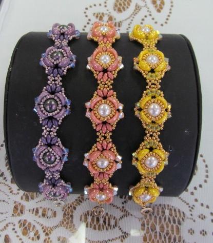 5/13 6-9pm Bloomin Buds Bracelet