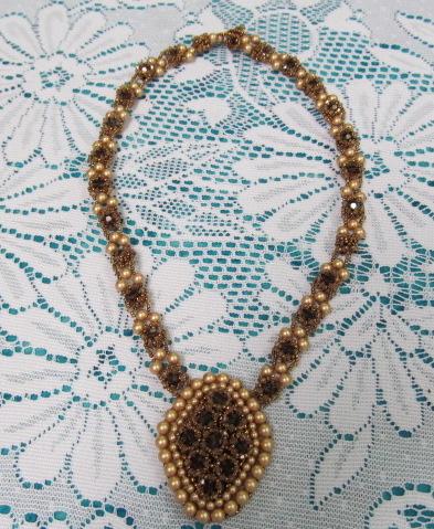 5/06 6-9pm Precious Pave Necklace