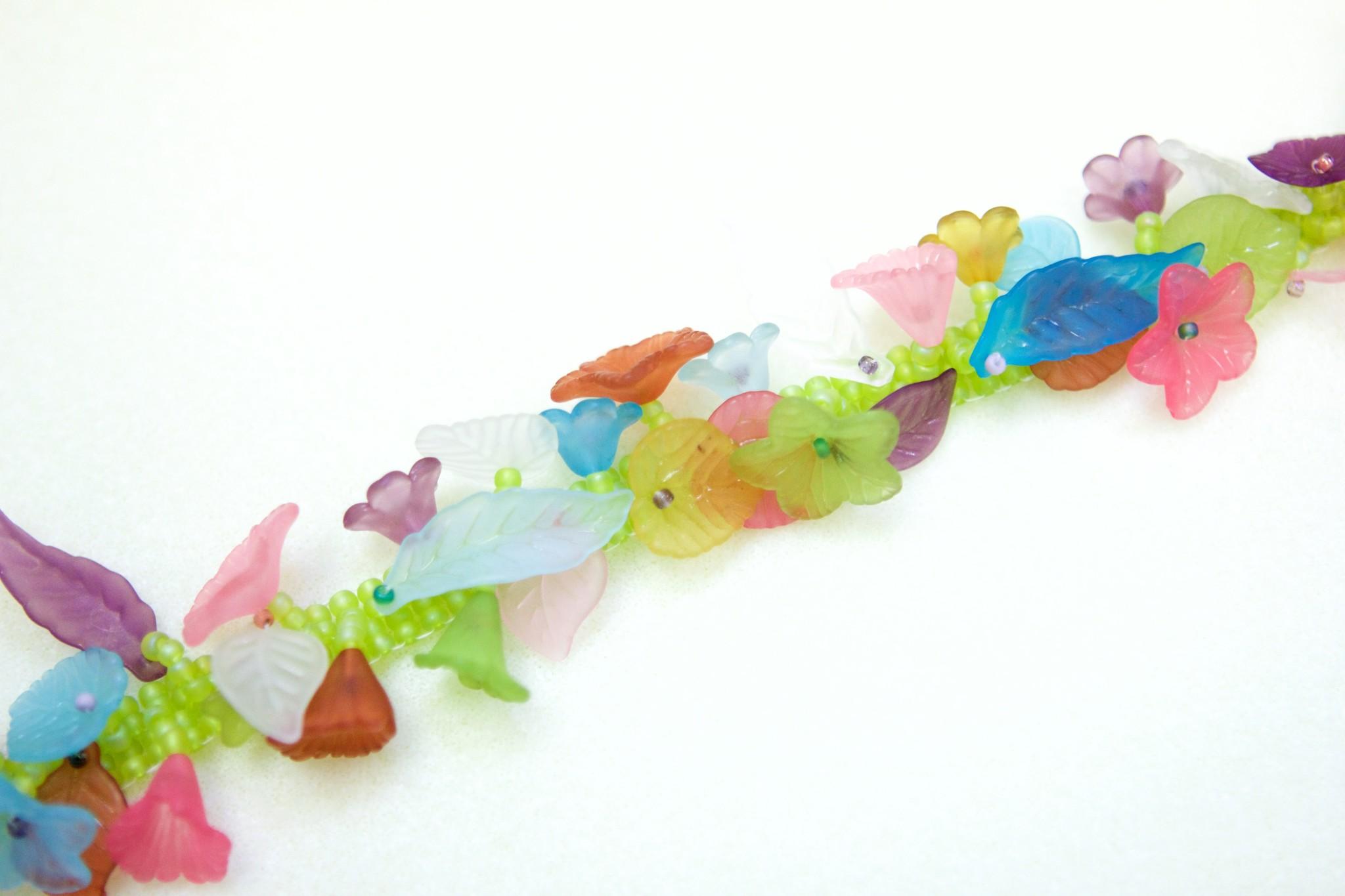 5/14 6-9pm Carpet of Beads Bracelet
