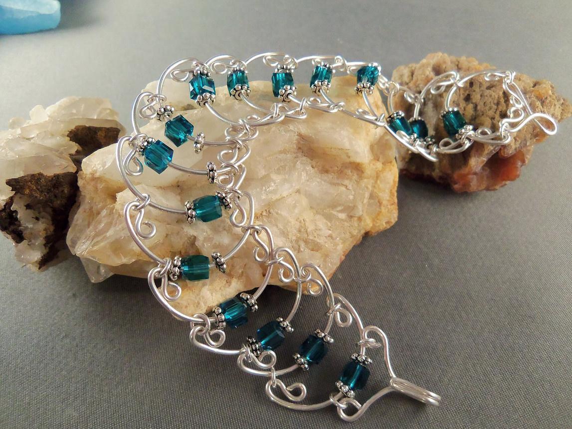 8/24 11a-2p Gypsey Link Bracelet