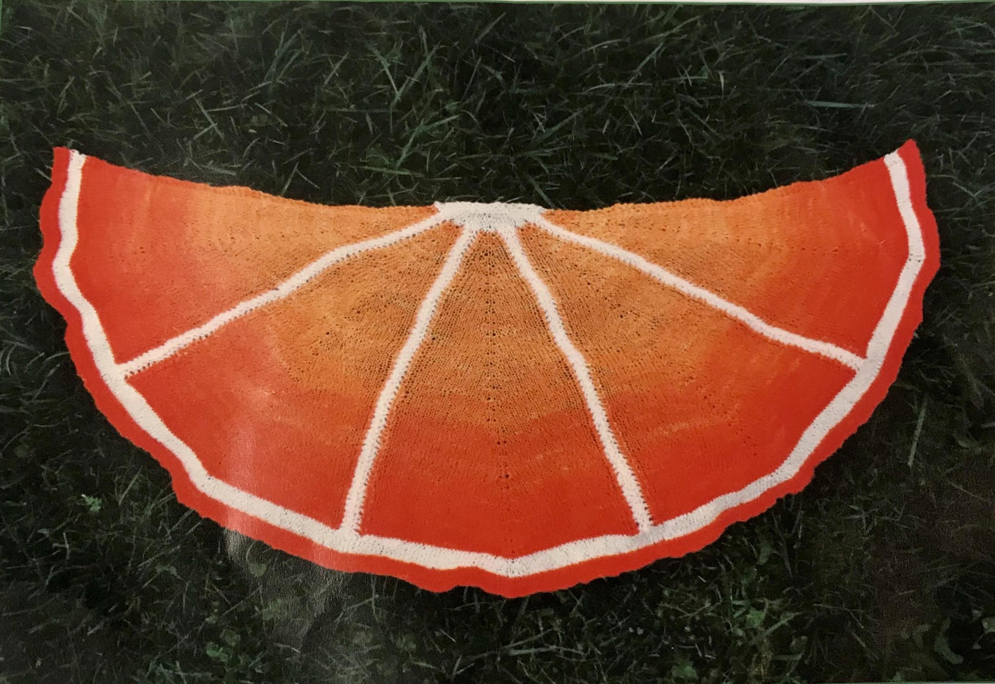 8/08  Citrus Delight Shawl 6-9pm