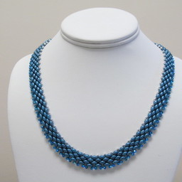 8/16 6-9pm Silky Elegance Necklace