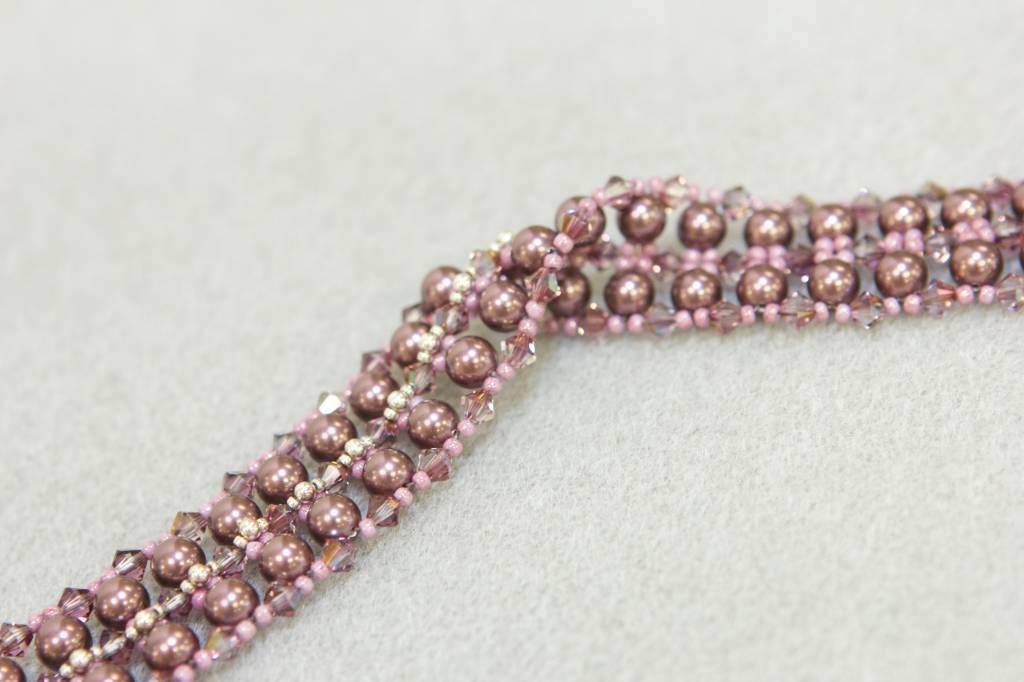 8/07 6-9pm Belted Lady Bracelet
