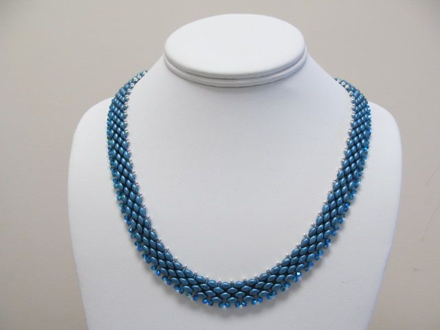 8/27 6-9pm Silky Elegance Necklace