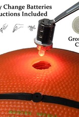 Glow City Basketball-LED Light Up