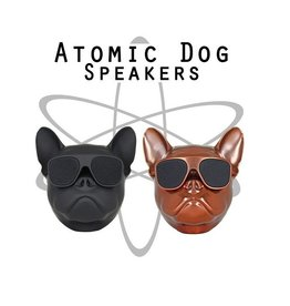 American Jewel Atomic Dog-Bulldog Speaker