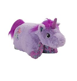 Colorful Unicorn Pillow Pet