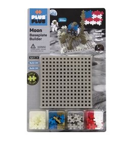 Plus-Plus Baseplate Builder - Moon