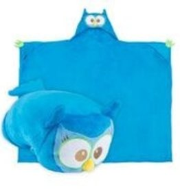 Olive the Owl - Blanket