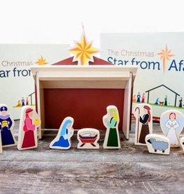 Christmas Star From Afar