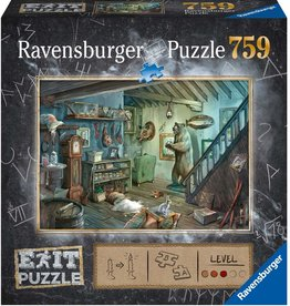 Ravensburger The Forbidden Basement-Escape Puzzle (759pc)