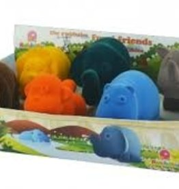 Rubbabu Wild Animals Assortment