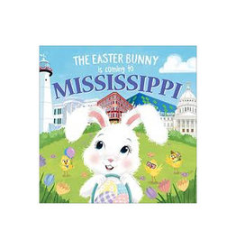 Sourcebooks Easter Bunny is Coming to Mississippi
