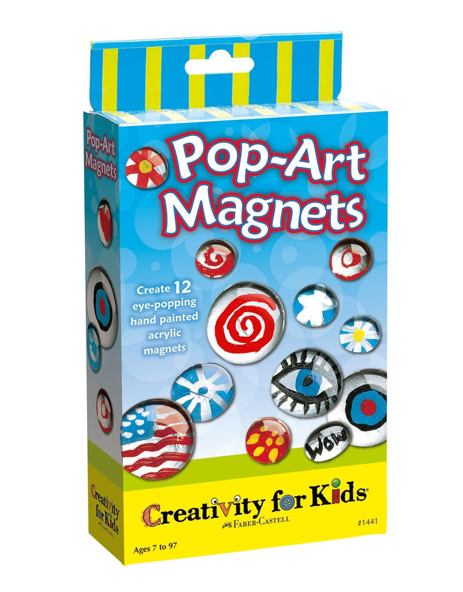 Faber Castell Pop-Art Magnets