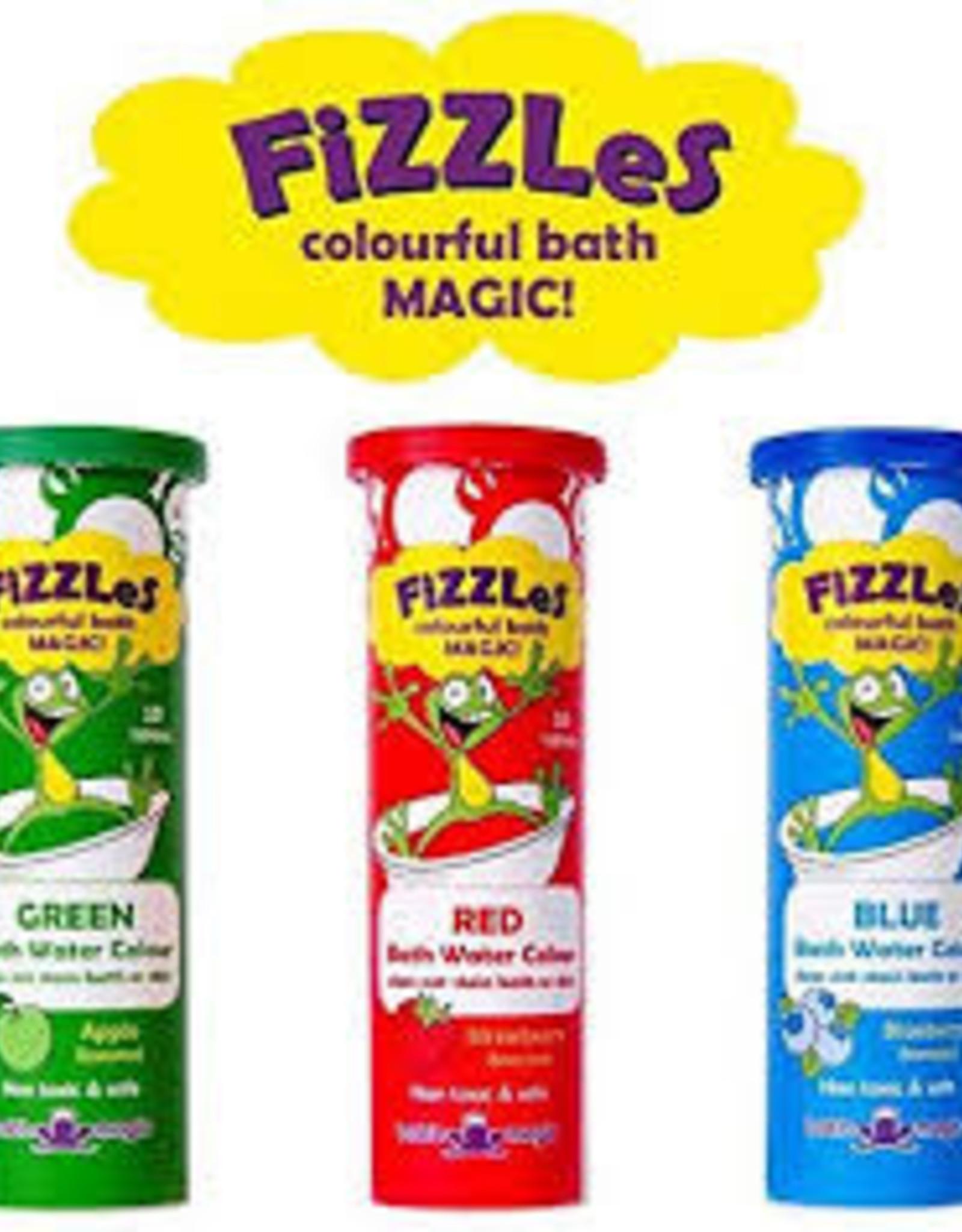 Fizzles Bath Colors