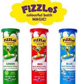 Fozzi's Fizzles Bath Colors