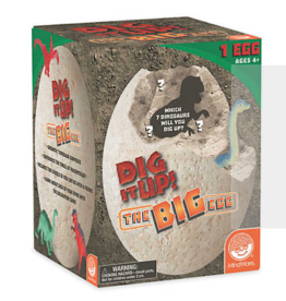 Mindware DIG IT UP!: THE BIG EGG