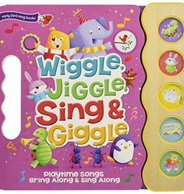 Cottage Door Press Wiggle, Jiggle, Sing and Giggle