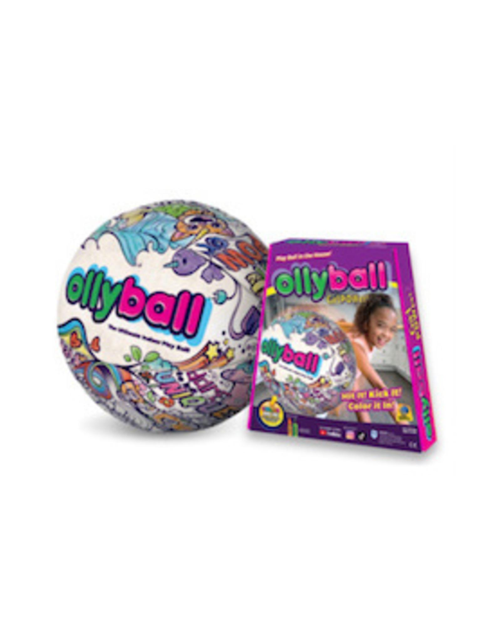 Ollyball Girl POWer
