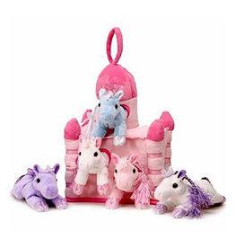 "Unipak Design 11"" Pink Castle House"