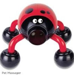 Animal Massager - Ladybug