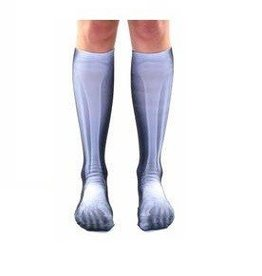 Living Royal X-Ray Knee High Socks