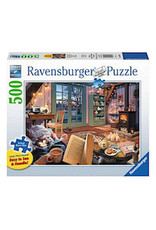 Ravensburger Cozy Retreat (500pc)