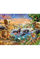 Ravensburger Savannah Jungle Waterhole- 100pc