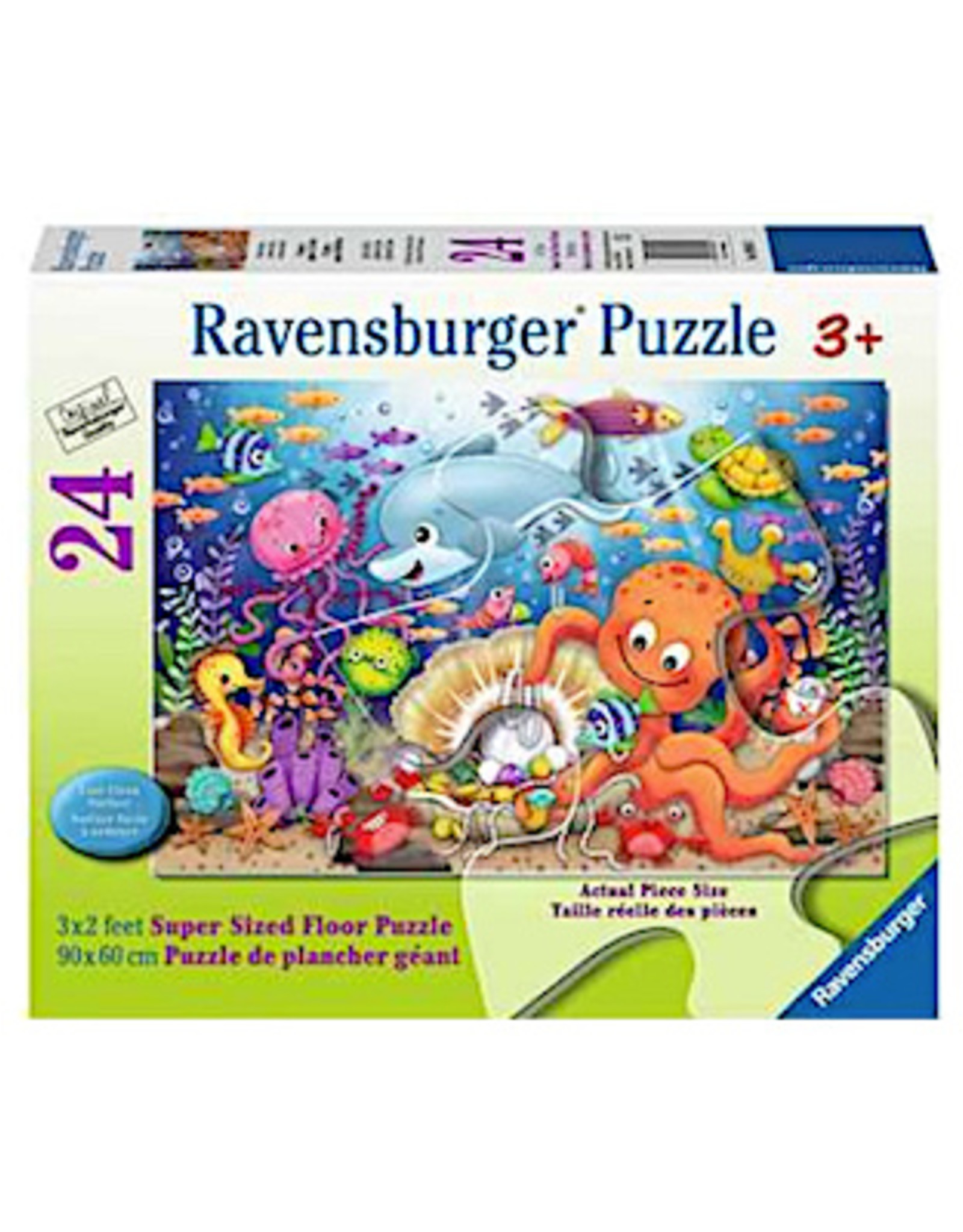 Ravensburger Fishie's Fortune-24pc