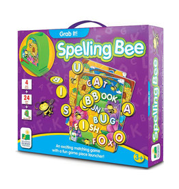 Learning Journey Grab It! Spelling Bee
