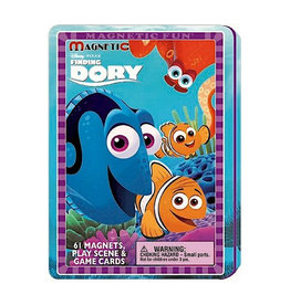 FINDING DORY MAGNETIC TIN