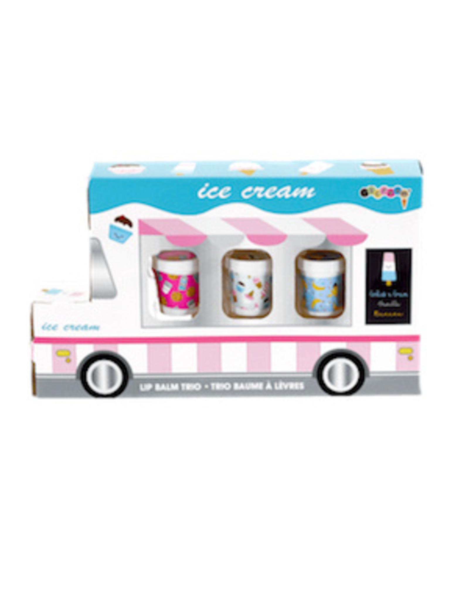 Iscream Ice Cream Lip Balm Trio
