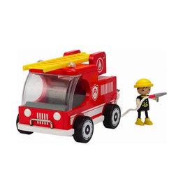 Hape Fire Truck