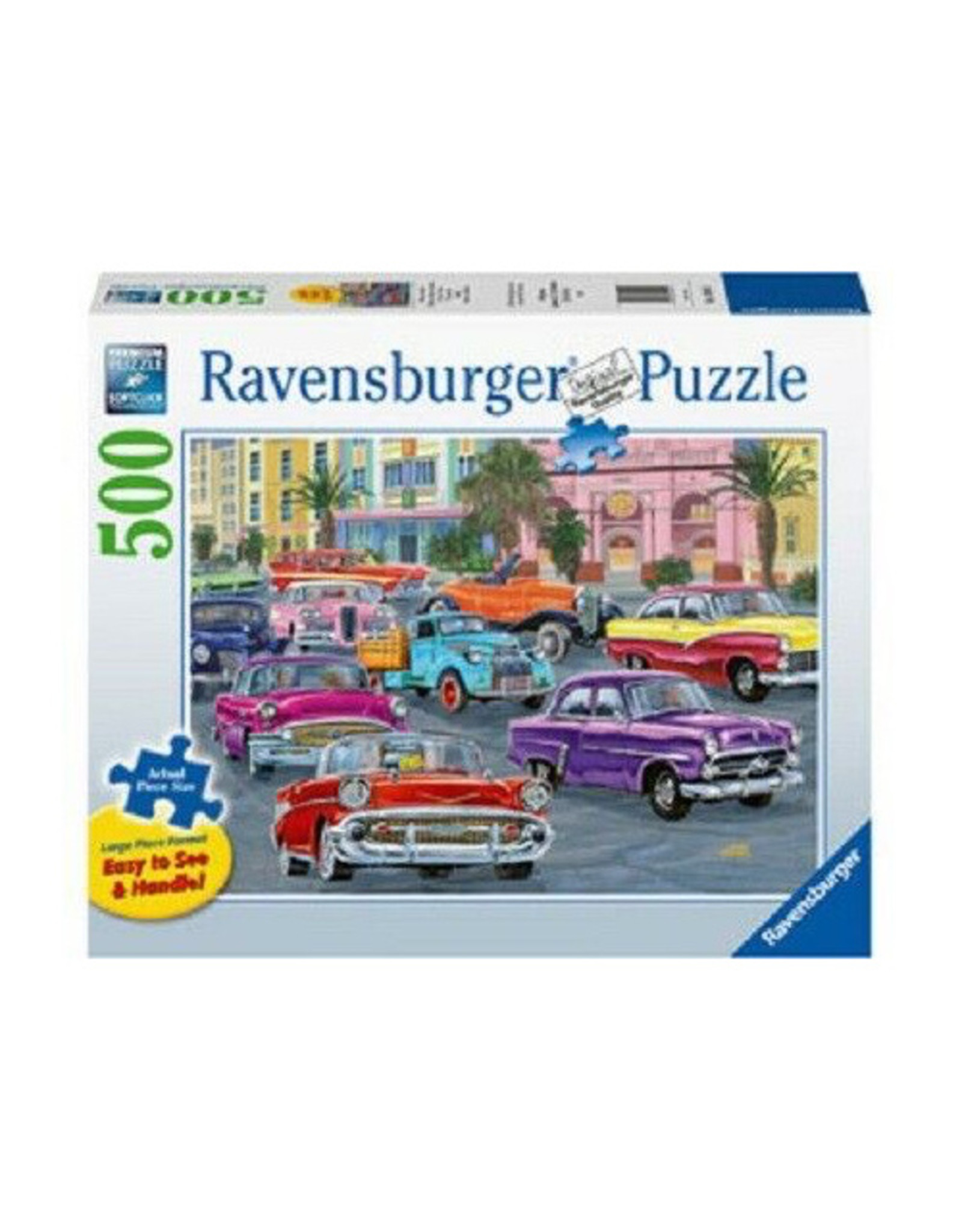 Ravensburger Cruisin (500pc)