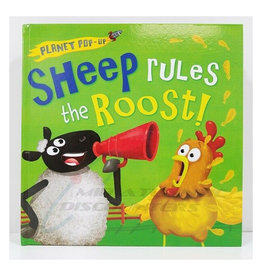 SHEEP RULES THE ROOST POP UP